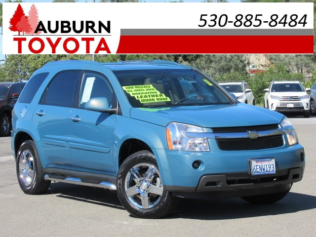 Pre-Owned 2008 Chevrolet Equinox LTZ