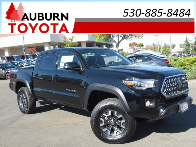 New 2019 Toyota Tacoma Trd Offroad 4d Double Cab In Auburn 190210
