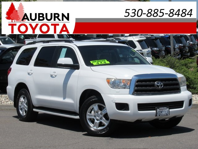 Pre-Owned 2008 Toyota Sequoia SR5