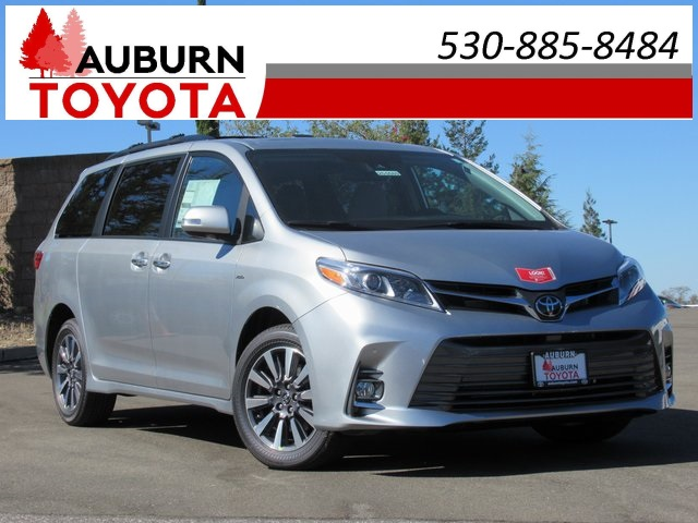 New 2020 Toyota Sienna Limited