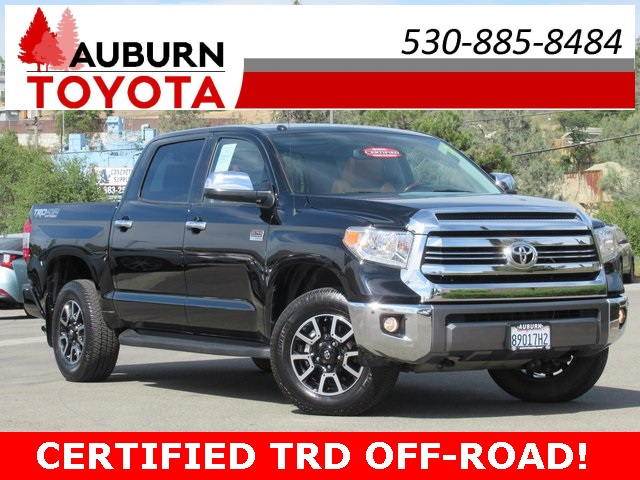 Certified Pre Owned 2017 Toyota Tundra 1794