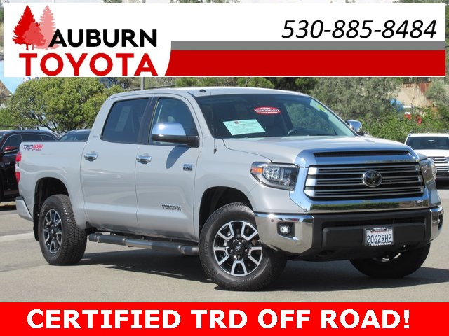 Certified Pre-Owned 2018 Toyota Tundra Limited
