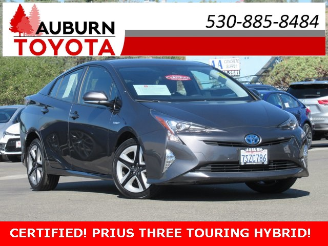 Certified Pre-Owned 2016 Toyota Prius Three Touring
