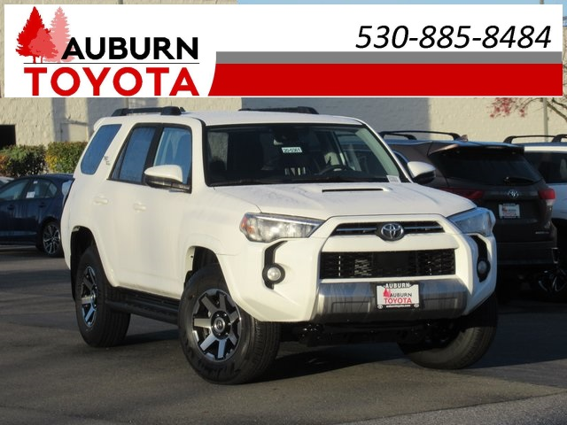 New 2020 Toyota 4Runner TRD Off-Road