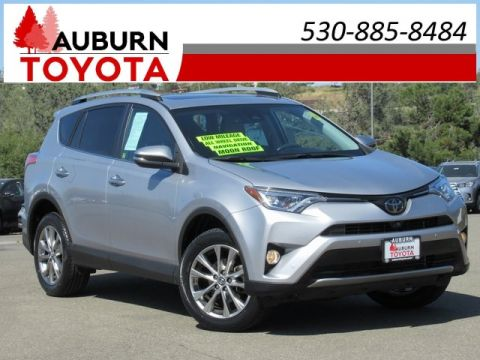 Pre-Owned 2016 Toyota RAV4 Limited