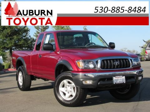 Pre-Owned 2001 Toyota Tacoma PreRunner