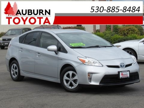 Pre-Owned 2014 Toyota Prius Three